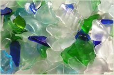 Sea Glass. I still LOVE this treasure from the ocean...