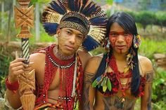 The bright and beautiful natives of Brazil. In 2007 the National Indian Foundation or FUNAI (a Brazilian governmental protection agency for Indian interests and their culture) reported that it had confirmed the presence of 67 different un-contacted tribes in Brazil. Brazil  Read on! →