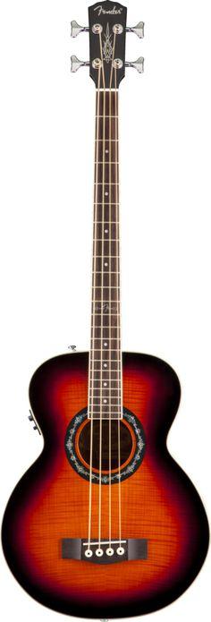 FENDER T-Bucket™ Bass E Acoustic Bass Guitar