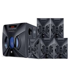 Brand iBall Total Peak Output 80 Watts Driver unit cm (Woofer), cm (Satellite) Output RMS 48 W (Woofer W, Center Satellite – 14 W, Other Satellites – 3 W each ) Frequency Response ~ S/N Ratio ≥ Separation ≥ 55 dB Inputs 230 V AC Controls Power On/Off Home Theaters, Satellite Speakers, Wireless Speakers, Home Theater System, Tower Speakers, Party Scene, Night Lamps, Boombox, Home Theater
