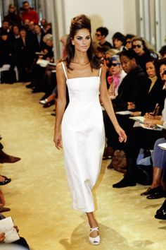 Prada Spring 1992 Ready-to-Wear Fashion Show - Helena Barquilla