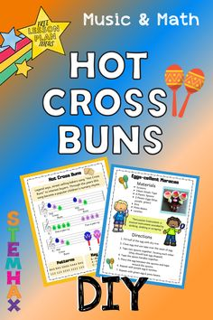 The maracas are part of the percussion family of musical instruments. A percussion instrument is an instrument that makes sound by striking, shaking or scraping. Check out this post to make maracas from plastic eggs and learn to play Hot Cross Buns with your maracas!  #maracas #hotcrossbuns #plasticeggs #music #math #craft #homeschool #teacher #freebie #lessonplans #kindergarten #1stgrade #2ndgrade #3rdgrade #percussion #instruments