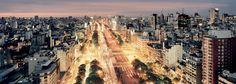 Buenos Aires , grande, cosmopolita capital de Argentina , es conocida por su ambiente europeo , tango apasionado y vibrante vida nocturna.