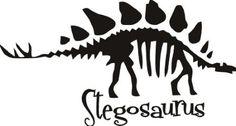 Stegosaurus dinosaur cute nursery wall art childrens room: Amazon.com: Home & Kitchen $13.59
