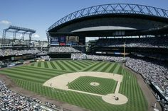 One of the most beautiful ballparks - Safeco Field...I completely agree, with Coors Field being right up there with it.