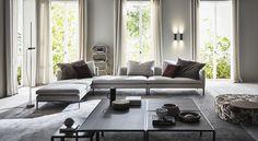 PAUL Sofa by Vincent Van Duysen MOLTENI