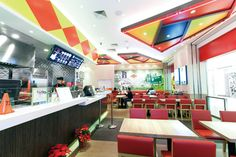 American burger chain Fatburger has two locations in Beijing