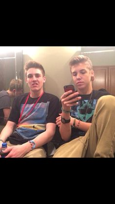 Sammy Wilkinson and Matt Espinosa