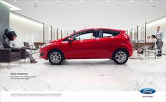 Ford:  Stop dreaming, 2