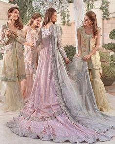 Pakistani couture by mubashirausman