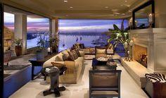 Mediterranean with a Contemporary Flair, Brion Jeannette Architecture Newport Beach California, Energy Conscious Design.