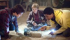Earth to Echo. Alex, Munch, and Tuck!