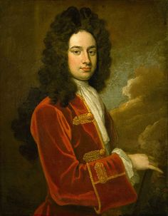 James Stanhope, 1st Earl Stanhope by Sir Godfrey Kneller, Bt, circa 1705-1710 - James Stanhope, 1st Earl Stanhope (c. 1673 – 5 1721) was a British statesman and soldier who effectively served as Chief Minister between 1717 and 1721. He is probably best remembered for his service during War of the Spanish Succession. He was also the first British Governor of Minorca, which he had captured from the Spanish, between 1708 and 1711.