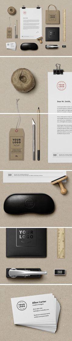 Branding / Identity MockUp Vol.9   Antara's Diary