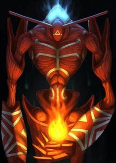 Espírito do fogo