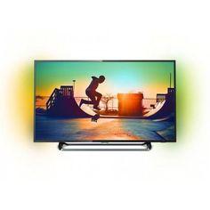 """TELEVISION 55"""" PHILIPS 55PUS6262 LED 4K SMART TV AMBILIGHT  818,04 € impuestos inc."""