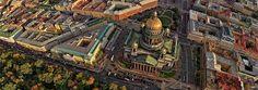 St-Petersburg, Virtual Tour