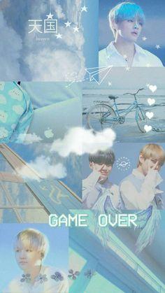 BTS aesthetic wallpaper