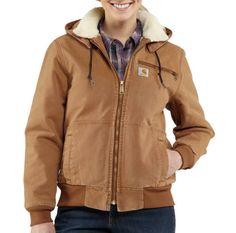 Carhartt - Women's Weathered Wildwood Jacket