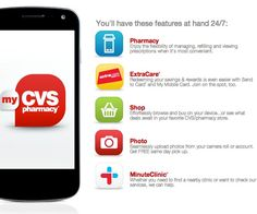 Save on the go with the myCVS app & exclusive coupons.  Download now and receive $3 FREE ExtraCare Bucks in your account.