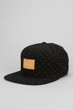 147e932d85 Stussy Polka Dot Corduroy Strap-Back Hat
