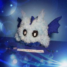 blue Dragon Mimiplushie fluffy Plushie von PeziCreation auf Etsy #plushie #mimiplushie #plüschtier #etsy #handmade #handmadeplushies #stofftier #cute #cutemonster #monsterplushie #fantasycreature #pezicreation #fluffyball #wuschelball #fantasywesen #stuffedanimal #maskottchen #mascot #drachenplüschtier #dragon #dragonplushie Stuffed Animals, Fantasy Wesen, Your Favorite, Favorite Color, Blue Dragon, Cute Creatures, Plushies, Hand Sewing, The Outsiders