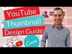 (1) How To Use Canva For YouTube Thumbnails - YouTube