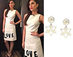 Kriti Sanon in Eina Ahluwalia #perniaspopupshop #shopnow #celebritycloset #designer #clothing #accessories