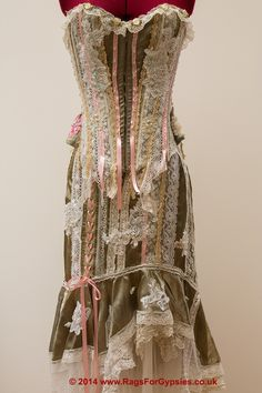 Olivia gypsy skirt and corset
