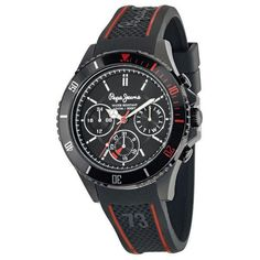 If you like keeping up with the latest fashion and accessory trends, buy Men's Watch Pepe Jeans R2351106002 (42 mm) at the best price. Type of guarantee: From t