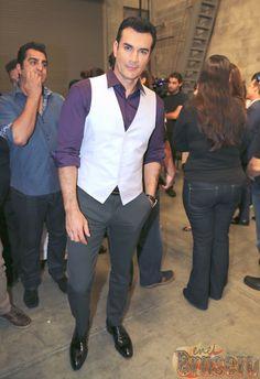 MQB 2013 - Mentir para Vivir - David Zepeda (2)