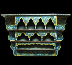 moroccan furniture--shelves