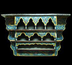 moroccan furniture--shelves