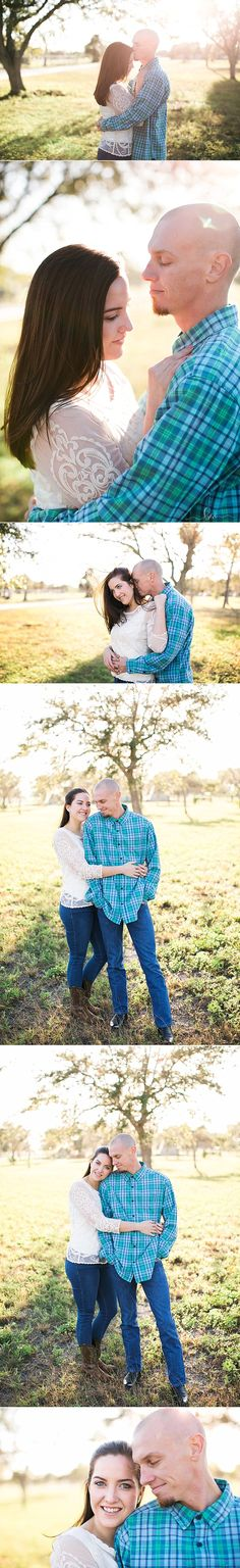 Engagement photos - outdoor photography © Brandi Watford Photography LLC