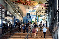 USA Pavilion #Expo2015 #Milan #WorldsFair