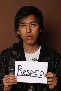 Respect, Eric Abel Salazar Perez, Psicologia, San Nicolás, México.