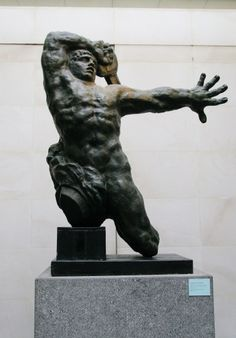 Antoine Bourdelle 30 October 1861 1 October 1929 born mile Antoine Bordelles was an influential and prolific French sculptor painter and teacher Ant Sculpture Metal, Lion Sculpture, Modern Sculpture, Louise Bourgeois, Antony Gormley, Le Corbusier, Henry Moore, Auguste Rodin, Carl Spitzweg