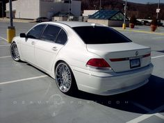 bmw 745li - I love the 7 series, I have to get one now!! :)