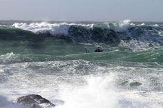 pinterest.com/fra411 #ocean #helicopter