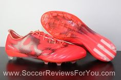 the latest 2e431 009a2 adidas F50 adiZero 2015 Leather Just Arrived Soccer Reviews For You,  Football Boots, Cleats