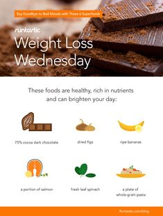 Today's Weight Loss Wednesday is all about healthy foods for a super mood. Fitness Blogs, Superfoods, Dried Figs, Saying Goodbye, Bad Mood, Loving Your Body, Brighten Your Day, Weight Loss Tips, Helpful Hints