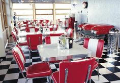 Nice fifties furniture
