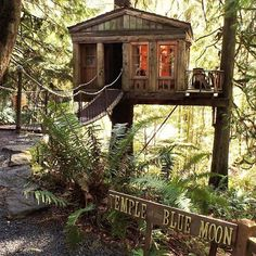 The Temple of the Blue Moon, pictured here, and the Nest, are both still available for our April 20th Yoga Retreat in the trees! ♀️♂️ To get more information please email info@treehousepoint.com . #yogaretreat #yogisunite #naturelovers #natureloversunite #tothetrees #teehousepointisforyogis #treehouselovers #treehouse #relaxinthetrees #recharge #renew #treehousemasters #nelsontreehouse #treehousepoint