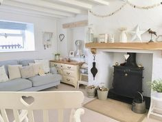 Image result for stunning living rooms uk country living