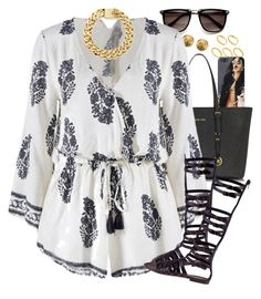 """""""Untitled #1552"""" by power-beauty ❤ liked on Polyvore featuring ASOS, Michael Kors, Chanel and Steve Madden"""