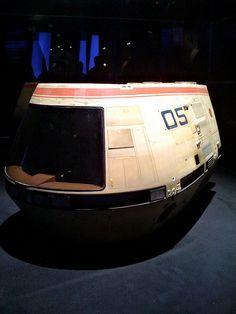 Star Trek Shuttle Model