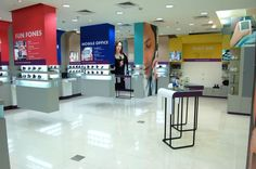 Store design by Sumanth Kamath at Coroflot.com