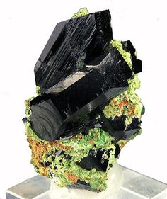 Azurite from Namibia.