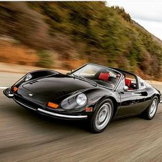 Ferrari Car, Ferrari Mondial, Triumph Cafe Racer, Mercedes Benz Cars, Sweet Cars, Future Car, Amazing Cars, Exotic Cars, Luxury Cars