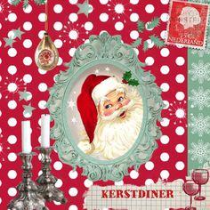 Kerstkaart V2, verkrijgbaar bij #kaartje2go voor €1,89